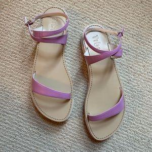 Tibi Chris Colorblock Sneaker Sandal